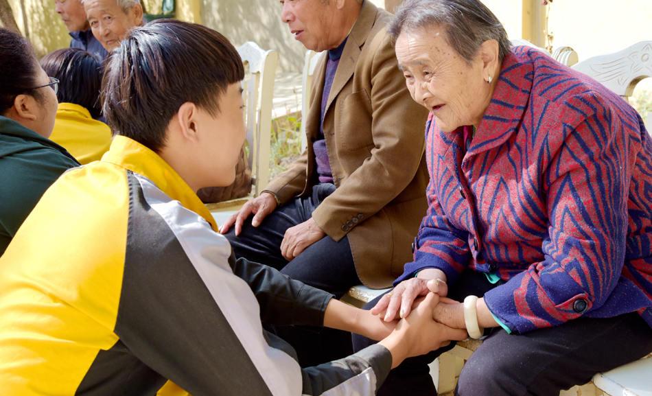 养老院慰问