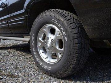 你的轮胎还可以用几年